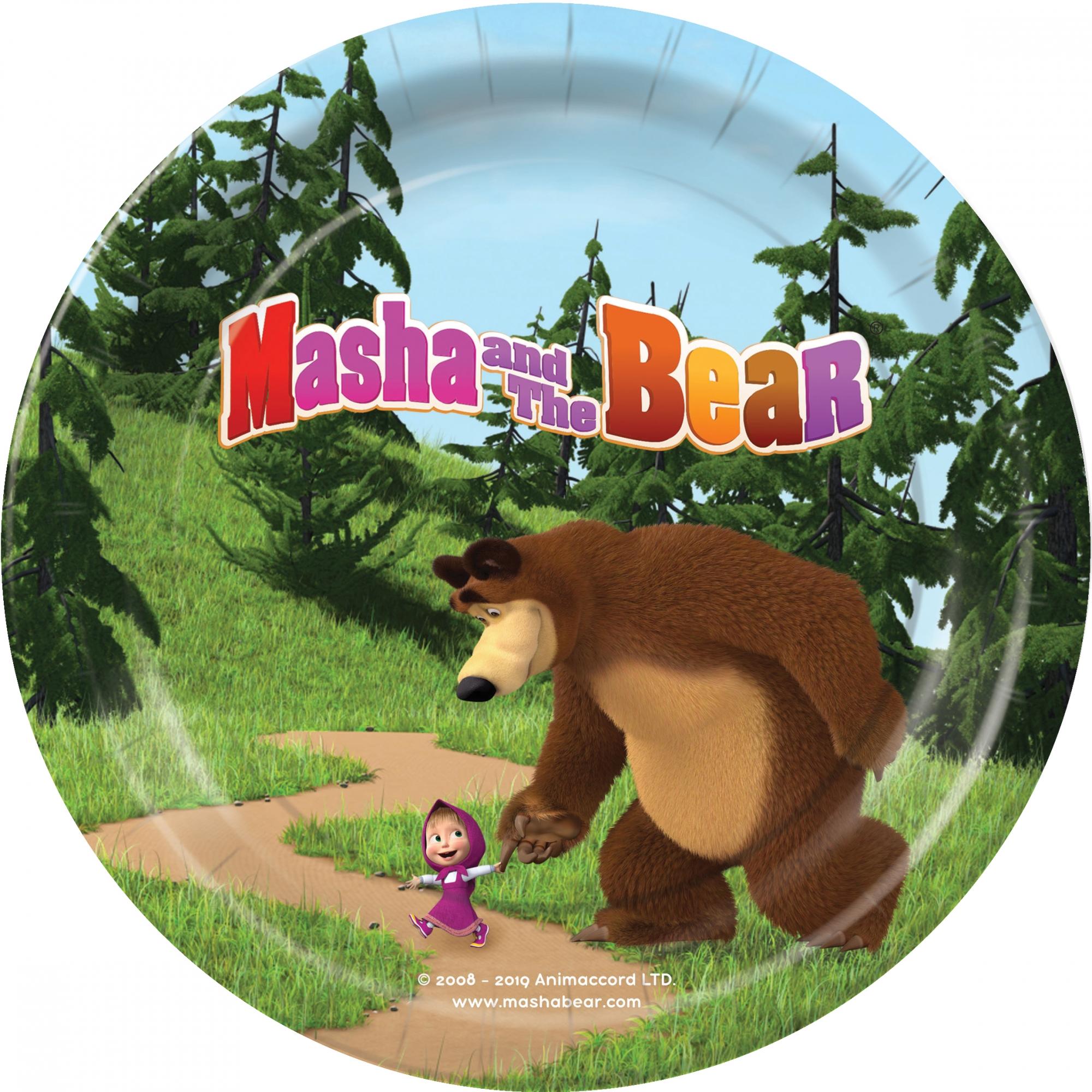 Masha and bear - Nilssons Shop