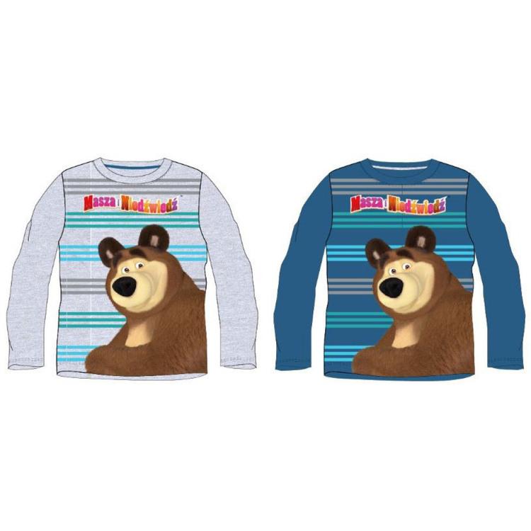 Masha and bear tröjor