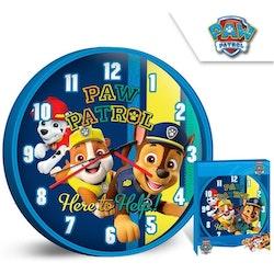 Paw Patrol klocka