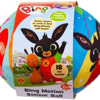 Bing sensor boll
