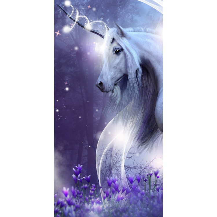 Unicorn handduk