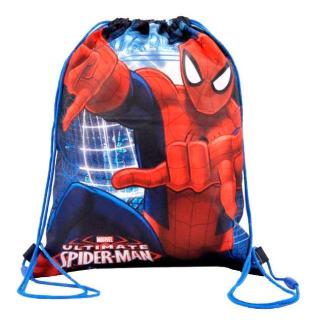 Spiderman gympa påse