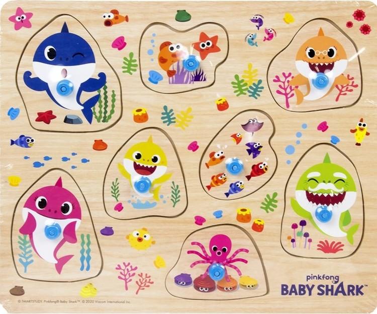 Baby shark Pussel