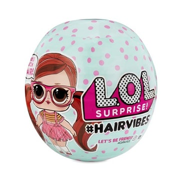 L.O.L. Surprise Hairvibes Tots Asst in PDQ