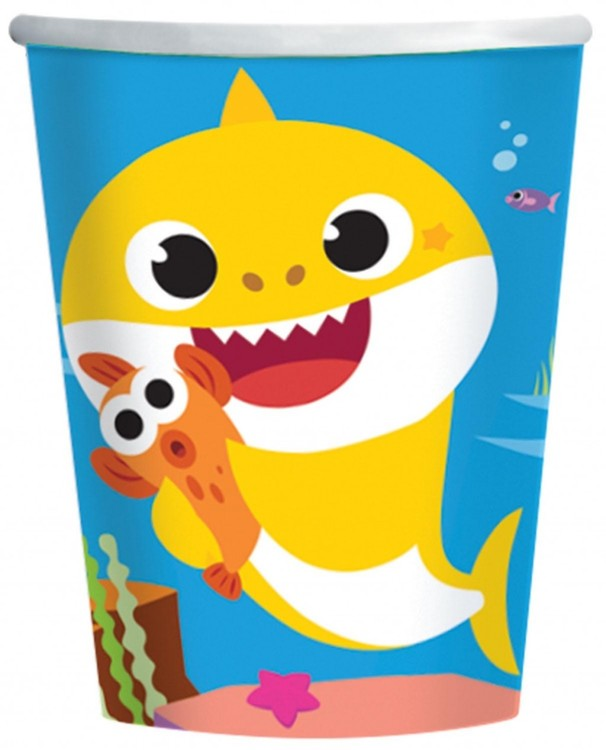 Baby Shark - Kalaspaket