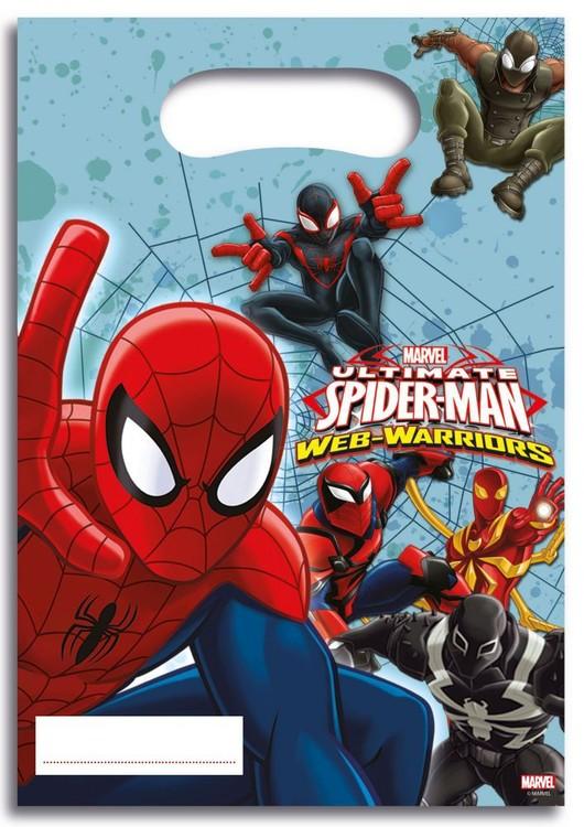 Spiderman kalaspaket