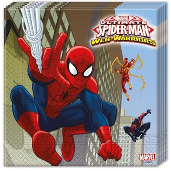 Spiderman kalaspaket