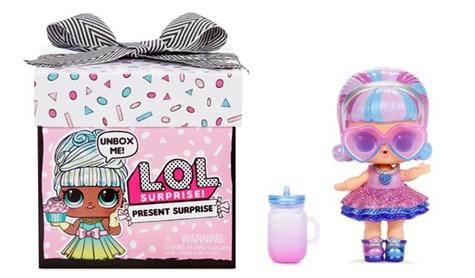 L.O.L. Surprise! Present Surprise 12 varianter PDQ