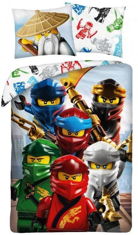 Lego bäddset för vuxensäng - Beställningsvara