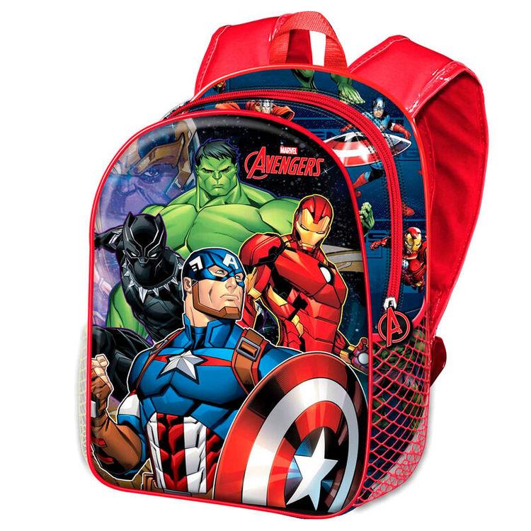 Avengers 3D ryggsäck