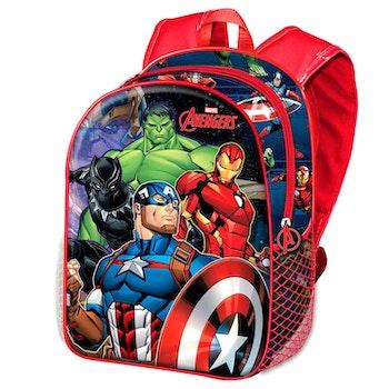 Avengers 3D ryggsäck - Beställningsvara