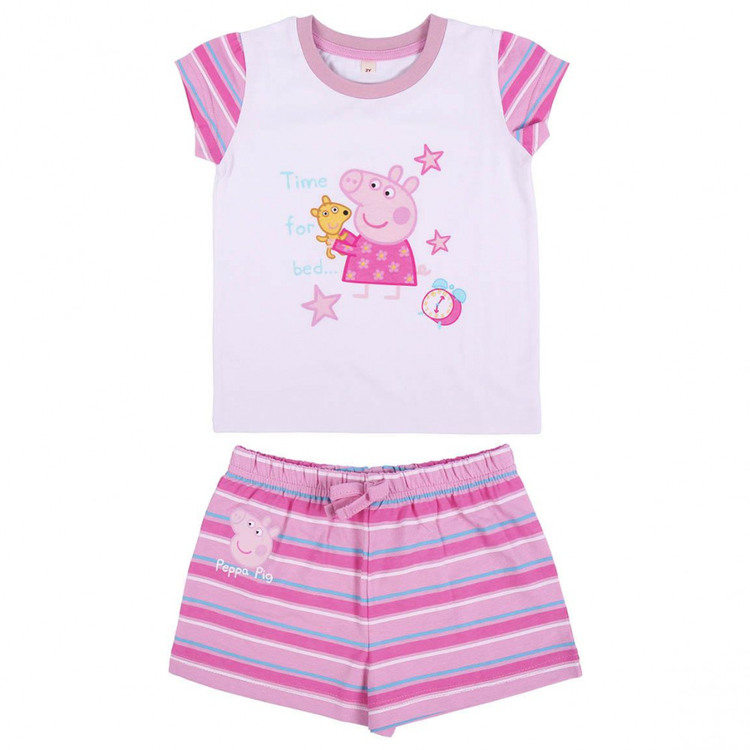 Greta gris kort pyjamas - går att beställa nu, inkommer nästa vecka