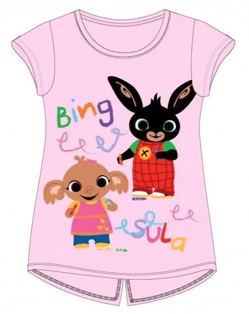 Bing tröjor med kort ärm