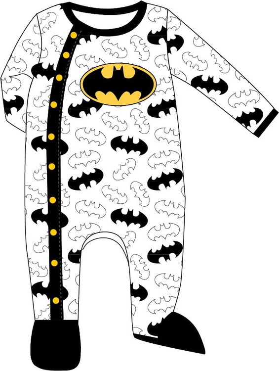 Batman helbody