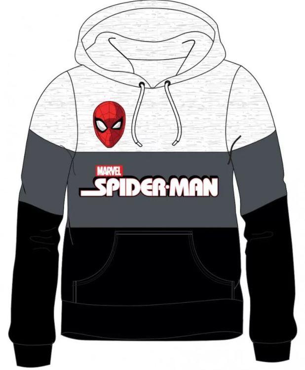 Spiderman tröjor med hoodie