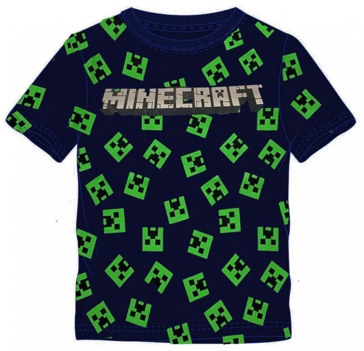 Minecraft T-shirt (Nyhet)S
