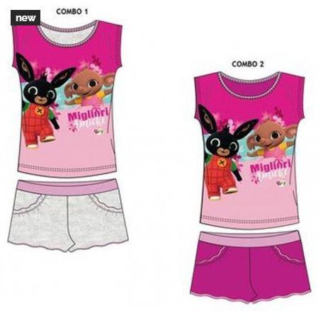 Bing Pyjamas 2 delad - Beställningsvara - 4 varianter - 8 dagar
