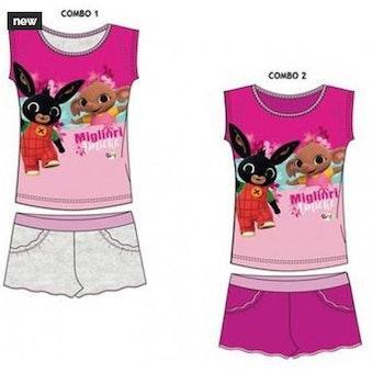 Bing Pyjamas 2 delad - 4 varianter - BESTÄLLNINGSVARA