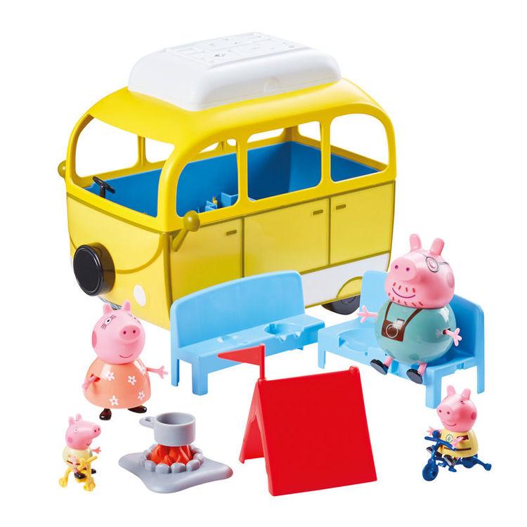 Peppa Pig husbils lekset - BESTÄLLNINGSVARA