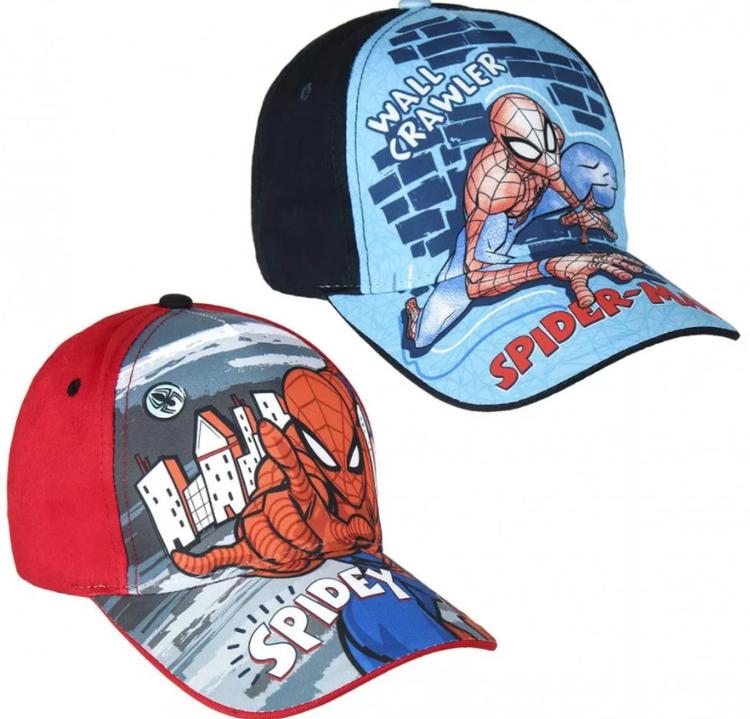 Spiderman keps - BESTÄLLNINGSVARA