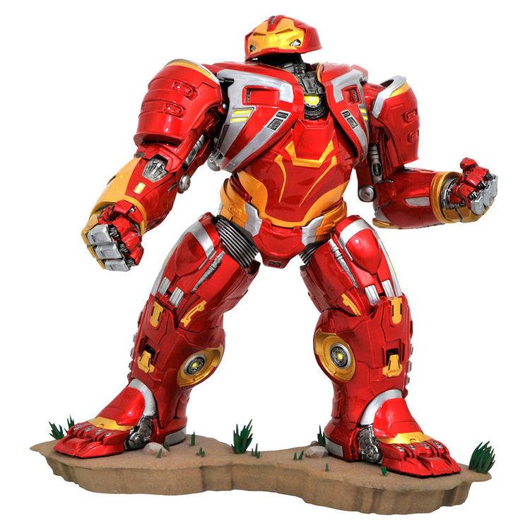 Marvel Gallery Avengers Infinity War Hulkbuster MK2 figur 25cm - BESTÄLLNINGSVARA