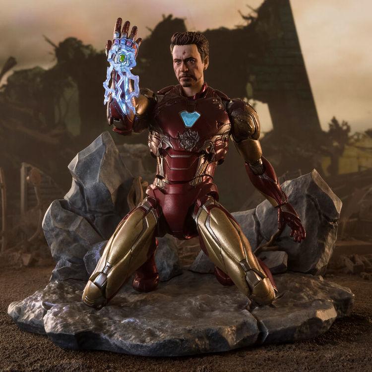 Marvel Avengers Endgame Iron Man Mk-85 figure 16cm - BESTÄLLNINGSVARA