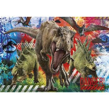 Jurassic Park pussel 180 bitar  