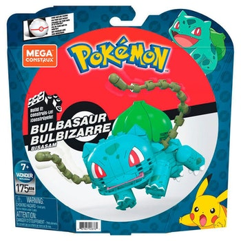 Pokemon Bulbasaur Mega Contrux set 175 bitar  BESTÄLLNINGSVARA