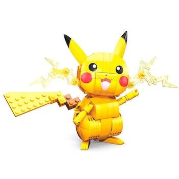 Pokemon Pikachu Mega Contrux set 211 delar  BESTÄLLNINGSVARA
