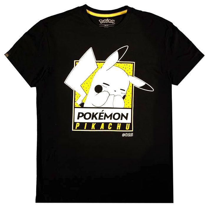 Pokemon T-shirt | VUXENSTORLEKAR | BESTÄLLNINGSVARA