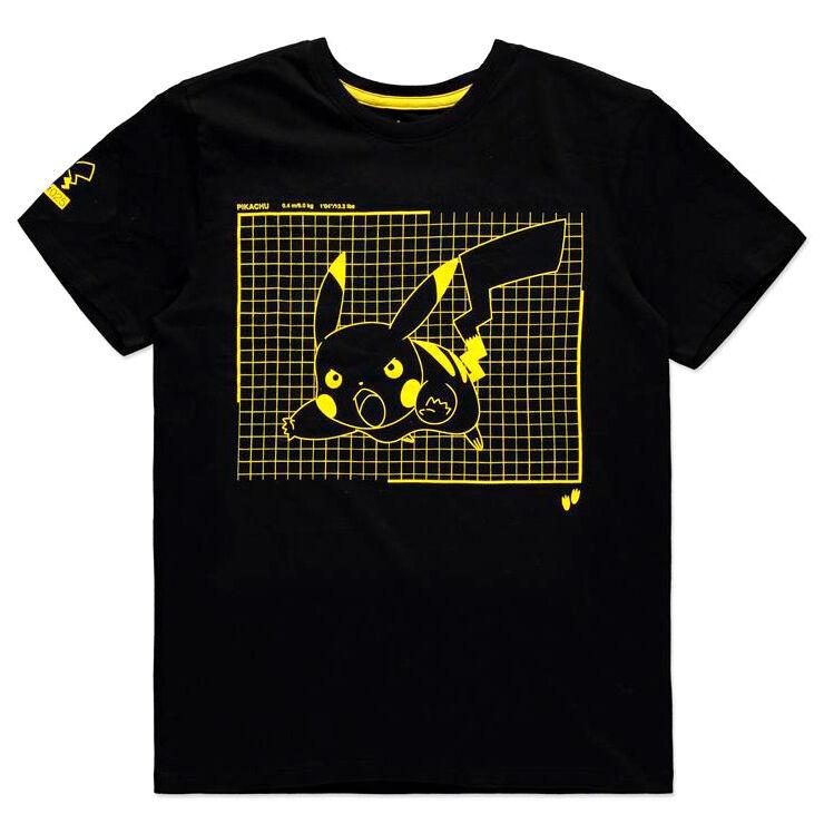 Pokemon T-shirt - Vuxenstorlekar - BESTÄLLNINGSVARA