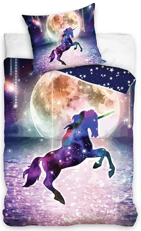 Unicorn bäddset för vuxensäng - 3 varianter - BESTÄLLNINGSVAROR