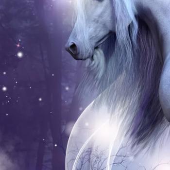 Unicorn badlakan | 2 varianter | BESTÄLLNINGSVARA