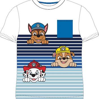 Paw Patrol T-shirt randig   Storlekar 98-128   BESTÄLLNINGSVARA