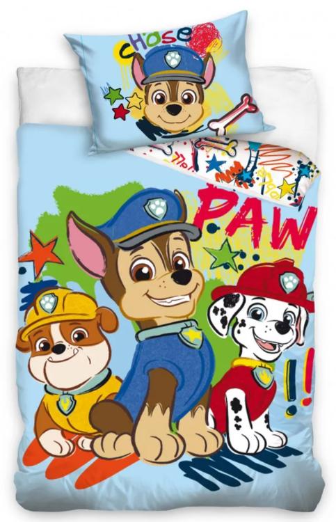 Paw Patrol bäddset för spjälsäng | 14 Varianter | BESTÄLLNINGSVARA