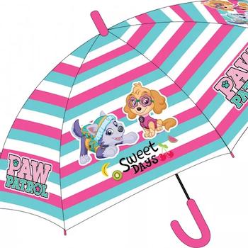 Paw Patrol paraply   Ø68 cm   5 Varianter   BESTÄLLNINGSVARA