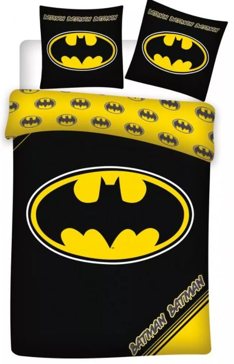 Batman Sängkläder för vuxensäng - 3 Varianter - BESTÄLLNINGSVARA