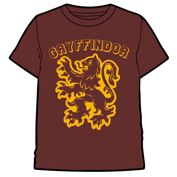 Gryffindor Tshirt - BESTÄLLNINGSVARA
