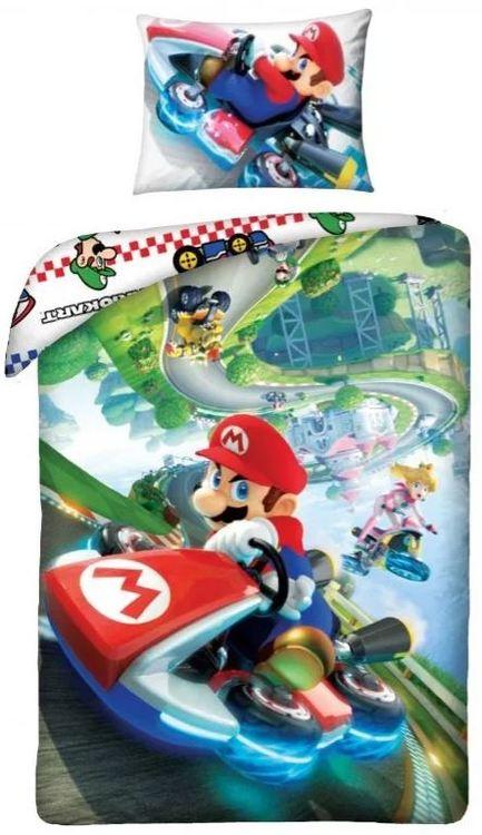 Super Mario bäddset - BESTÄLLNINGSVARA