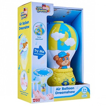 Little Learner Baby Musik Box med Projector Air B
