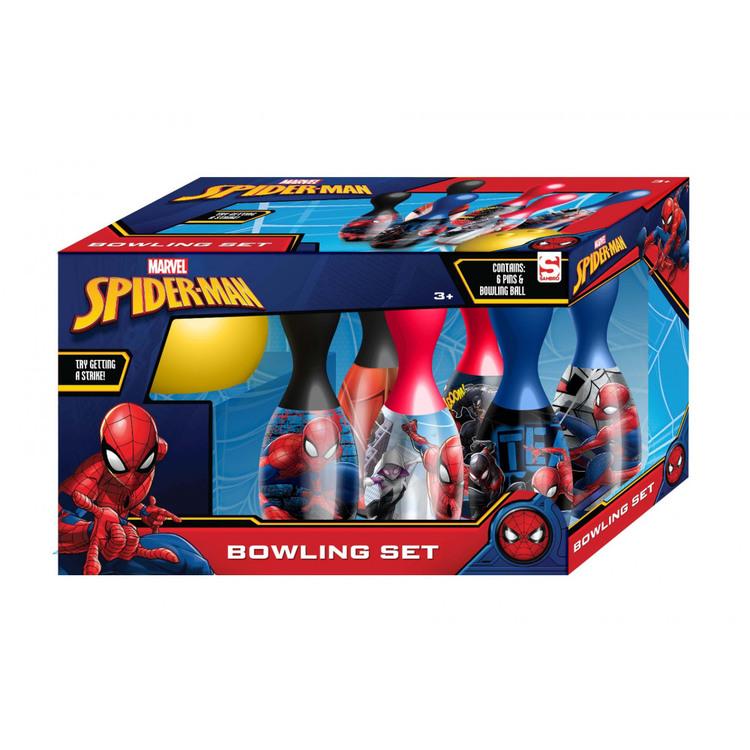 Spiderman bowling set- BESTÄLLNINGSVARA
