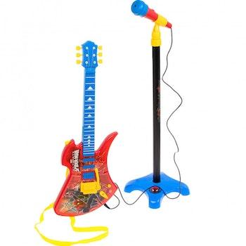 Spiderman gitarr set - BESTÄLLNINGSVARA