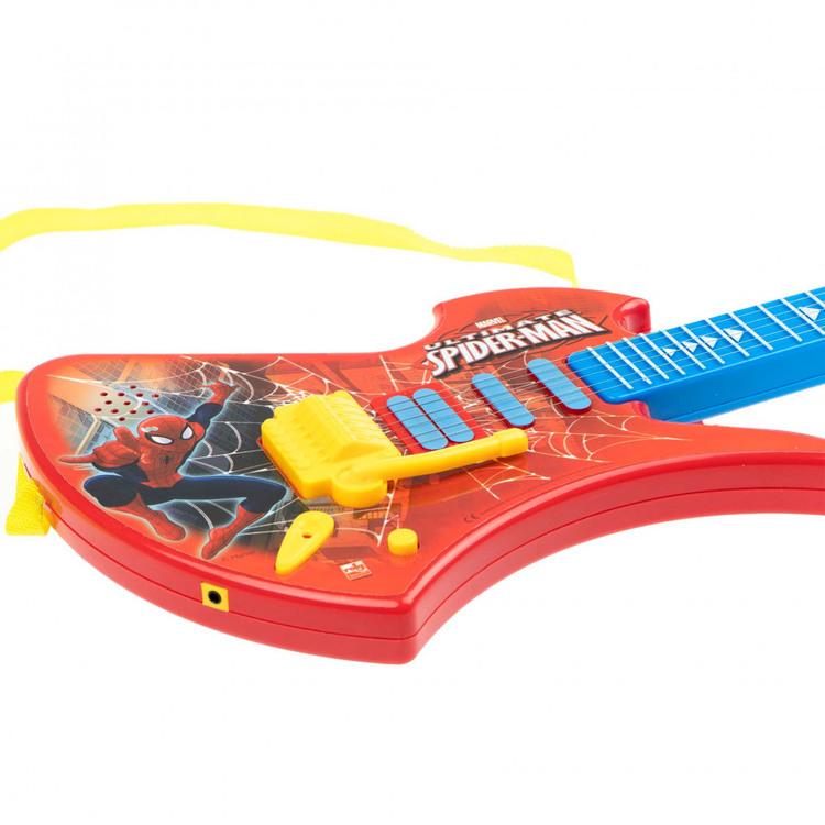 Spiderman gitarr- BESTÄLLNINGSVARA