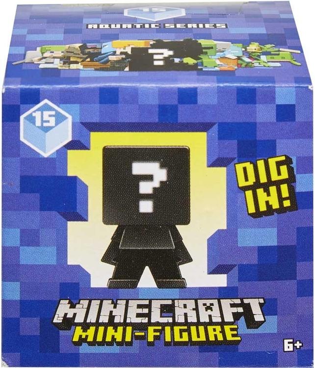 Minecraft mystery box - BESTÄLLNINGSVARA
