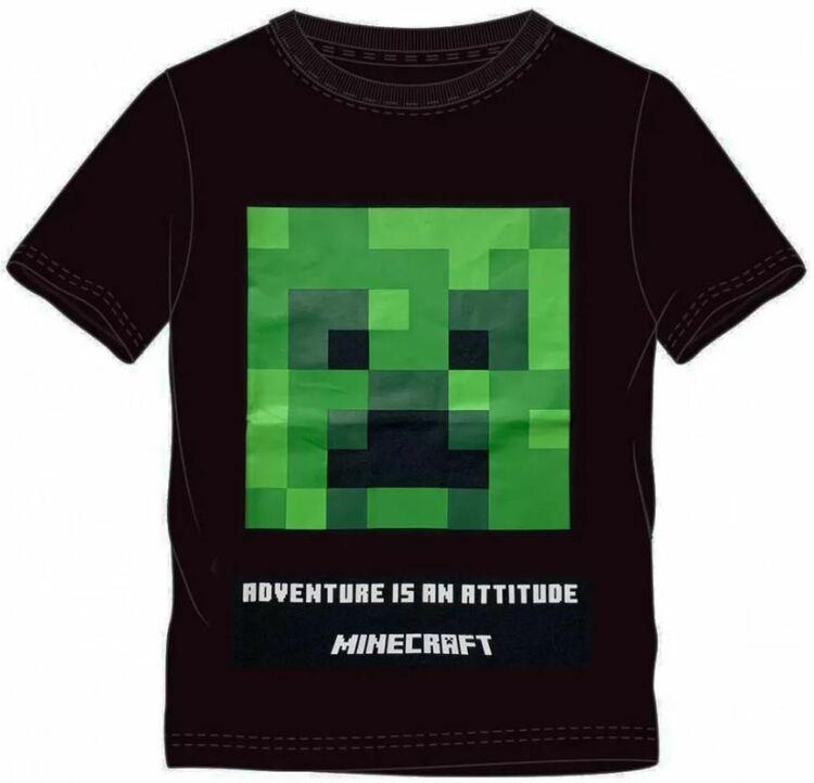 Minecraft barn t-shirt - BESTÄLLNINGSVARA