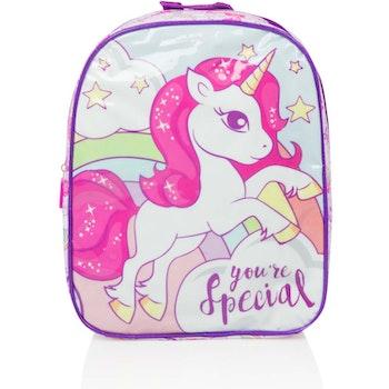 Unicorn ryggsäck 29cm