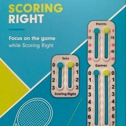 Scoring Right - Poängräknare