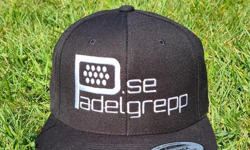 Padelgrepp.se - Snapback