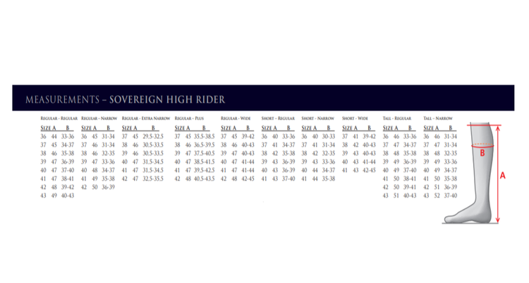Sovereign High Rider (Mörkbrun)