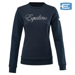 Glittrig Sweatshirt från Equiline